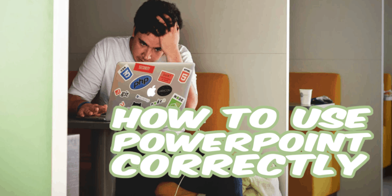 How-to-use-Powerpoint-Correctly