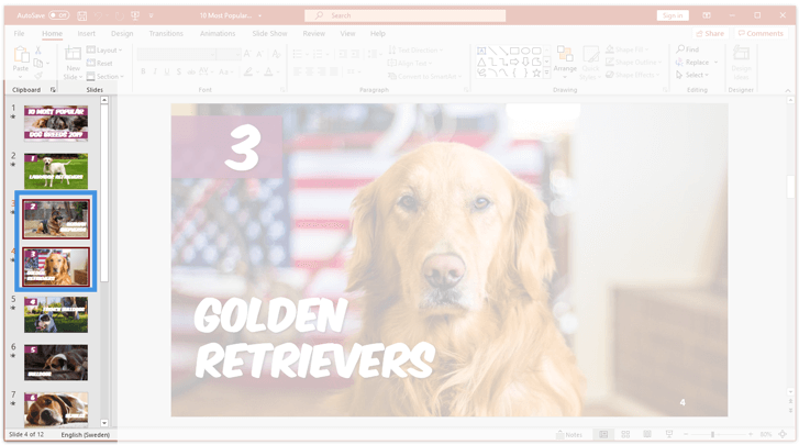 how-to-hide-a-slide-in-powerpoint selected slides