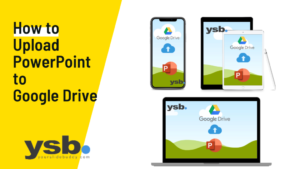 how to upload powerpoint to google drive