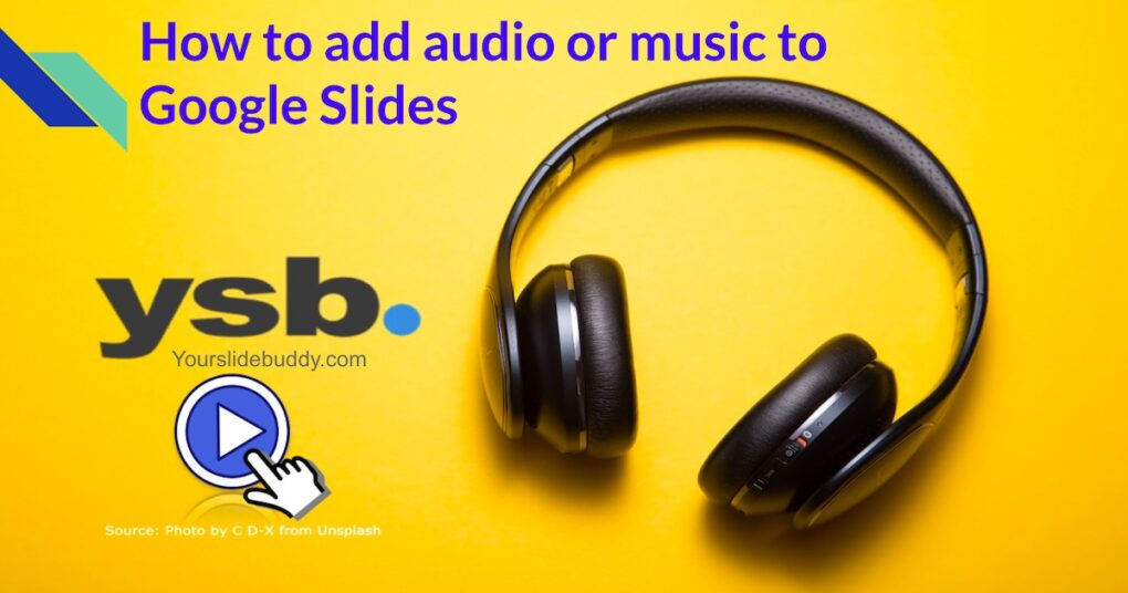 How To Add Audio or Sound to Google Slides